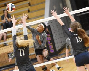 CHS Volleyball vs. Thomas Nelson – Sept. 19, 2019