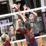CHS Volleyball vs. Marion County - Sept. 23, 2019