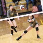 CHS volleyball team defeats Marion County