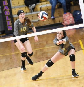 CHS Volleyball vs. Marion County – Sept. 23, 2019