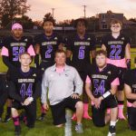 CHS football team begins playoffs