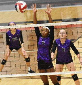 CHS Volleyball vs. Taylor County – Sept. 24, 2019