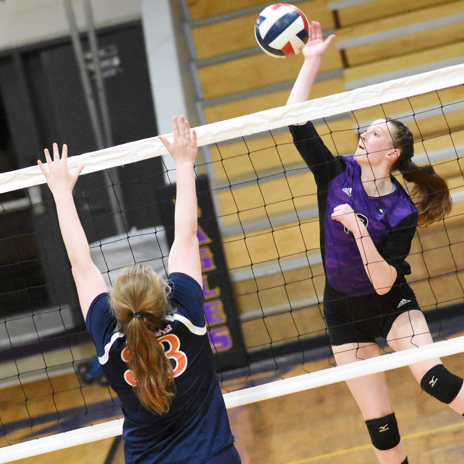 CHS volleyball team defeats Grayson County