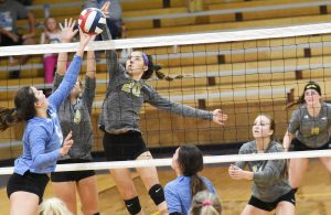 CHS Volleyball vs. LaRue County – Oct. 14, 2019