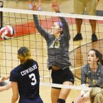 CHS Volleyball vs. Marion County - 20th District Tournament - Oct. 22, 2019