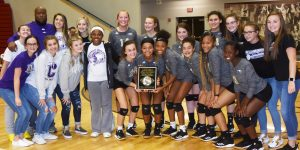 CHS Volleyball vs. Adair, Marion County – JV District Championship – Oct. 16, 2019