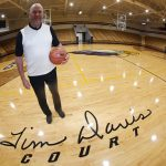 CHS basketball court named for former coach