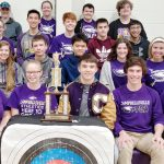 CMS, CHS archery teams finished second, third