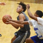 CHS boys' basketball team hosts Eagles Jamboree