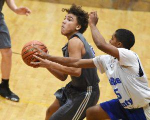 CHS Boys' Basketball vs. Monroe and LaRue Counties – Eagles Jamboree – Nov. 30, 2019