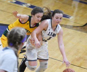 CHS Girls JV and Varsity Basketball vs. North Bullitt – Dec. 16, 2019