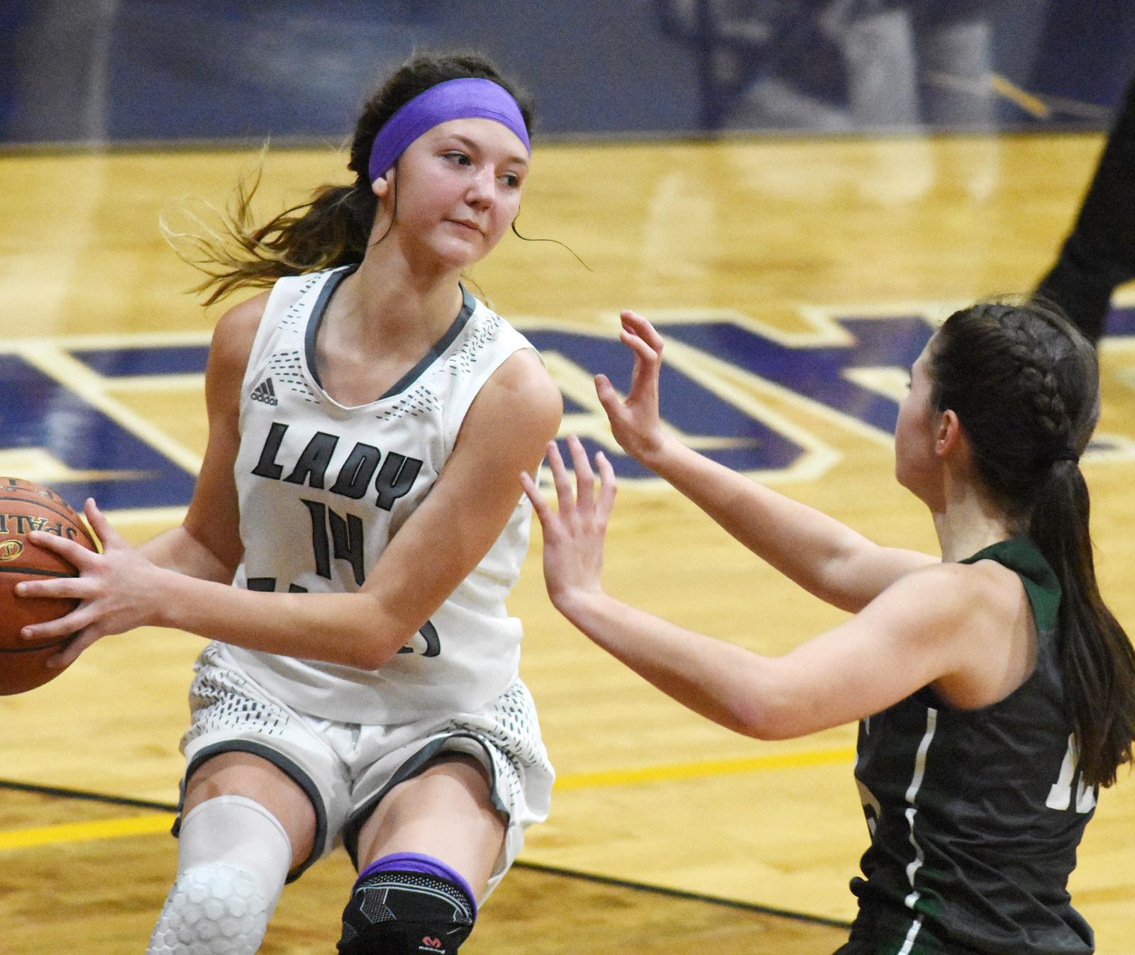 CHS girls' basketball team defeats Cumberland County