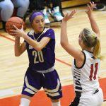 CHS Girls' Varsity Basketball vs. Taylor County - Dec. 13, 2019