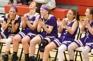 CHS Girls' Varsity Basketball vs. Taylor County – Dec. 13, 2019