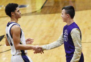CHS Boys' Basketball vs. Caverna – Fifth Region All A Tournament – Jan. 13, 2020