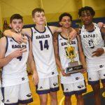 CHS boys' basketball team wins Fifth Region All 'A' championship