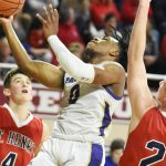 CHS boys' basketball team plays in All 'A' state tournament
