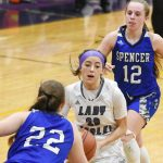 CHS girls' basketball team defeats Spencer County