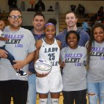 CHS girls' basketball player joins 1,000 Point Club