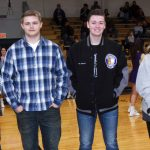 CHS senior bowlers honored