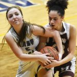 CHS girls' basketball team takes on Marion County