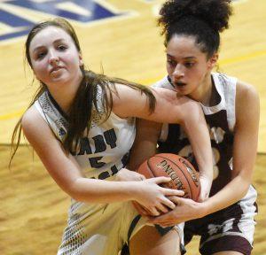 CHS Girls' Varsity Basketball vs. Marion County – Feb. 4, 2020