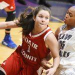 CHS Girls' Varsity Basketball vs. Adair County - Feb. 7, 2020
