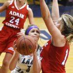 CHS girls' basketball team defeats Adair County