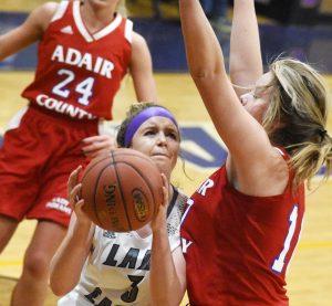 CHS Girls' Varsity Basketball vs. Adair County – Feb. 7, 2020
