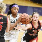 CHS girls' basketball team defeats Taylor County