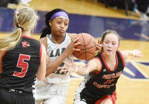 CHS Girls' Varsity Basketball vs. Taylor County – Jan. 31, 2020