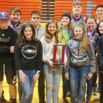 CHS archery team wins tournament