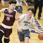 CHS Boys' Junior Varsity Basketball vs. Marion County - Feb. 10, 2020