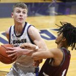 CHS boys' basketball team took on Marion County