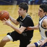 CHS boys' basketball team takes on Adair County