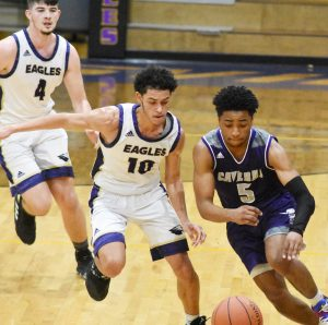CHS Boys' Varsity Basketball vs. Caverna – Feb. 11, 2020