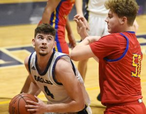 CHS Boys' Varsity Basketball vs. Washington County – Feb. 13, 2020