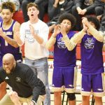 CHS boys' basketball team takes on John Hardin