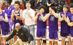 CHS Boys' Varsity Basketball vs. John Hardin – 5th Region Tournament – March 5, 2020