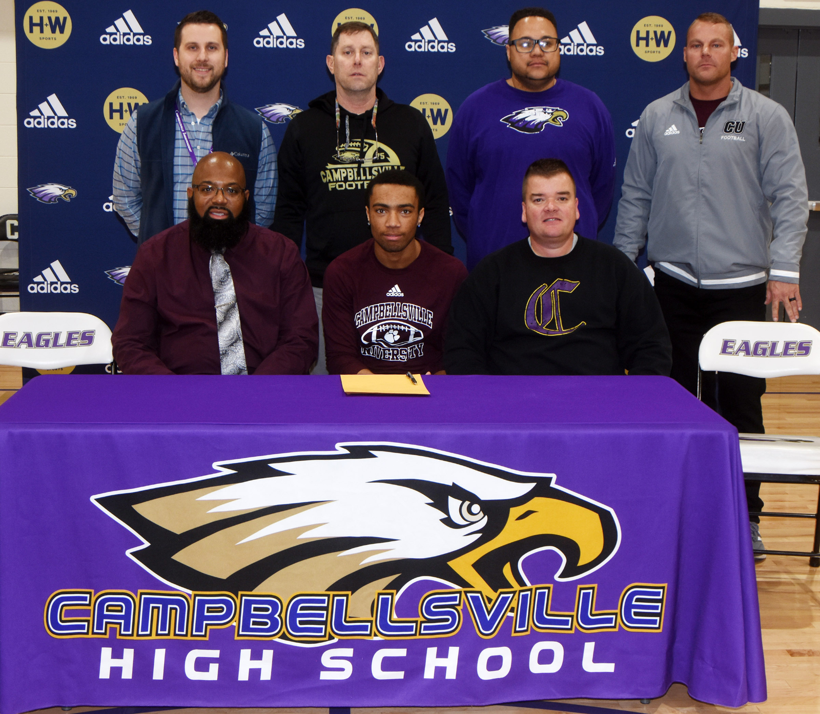 CHS football player to continue academic, football career at CU