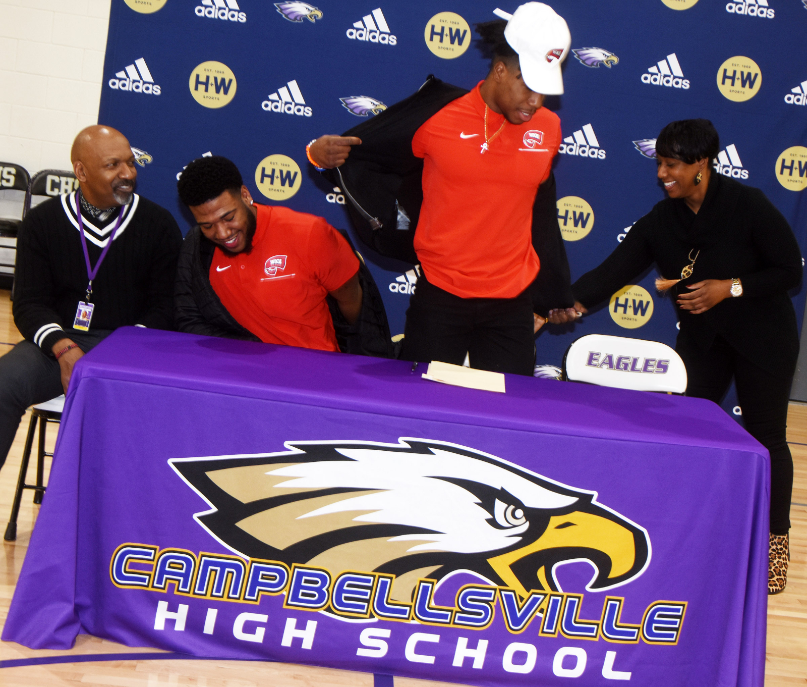 CHS senior to continue football career at WKU