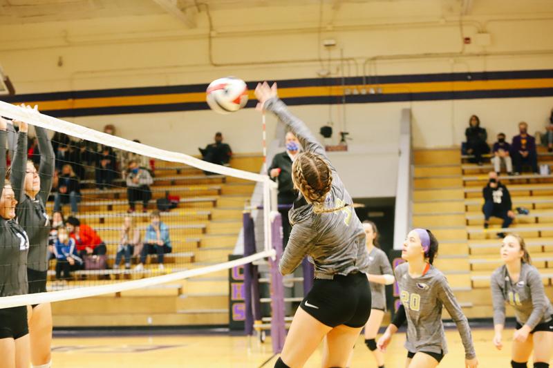 CHS Volleyball vs Allen County Scottsville – Oct. 13, 2020