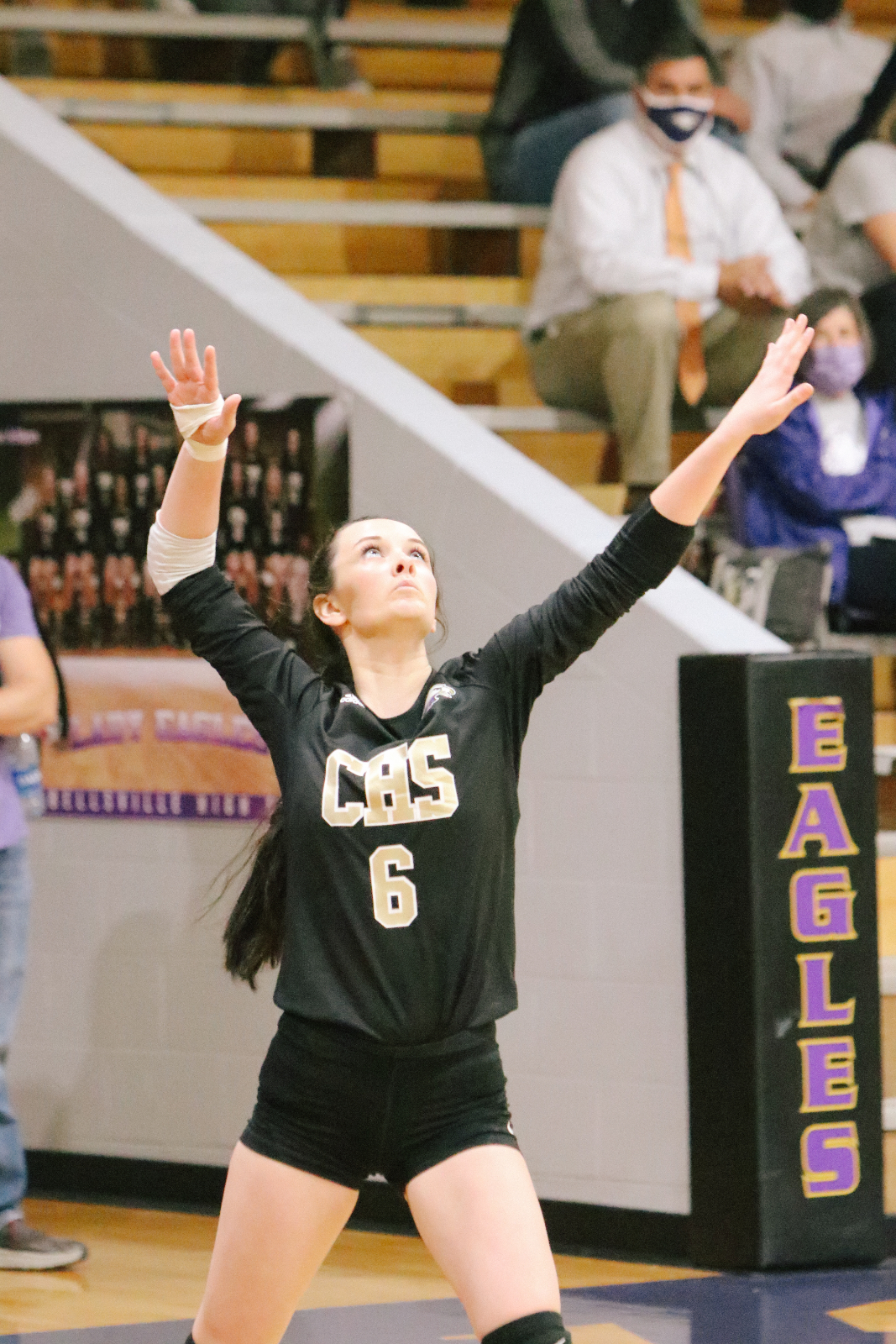 CHS Volleyball vs Taylor County – District Tournament – Oct. 20, 2020