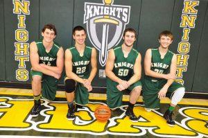 Varsity Boys Basketball 2014 – 2015