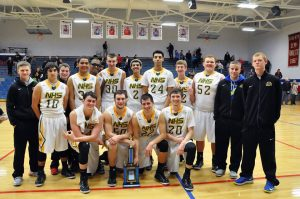 Holiday Tourney Champions