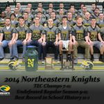 Knights Football Moves to Class 2A!!