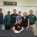 Kessler Fisher Signs with Marian University