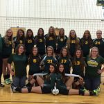 Green and Gold Wearing Students Get In Free to the Volleyball Home Opener, Thursday, August 20th