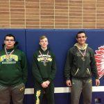 Boys Varsity Wrestling finishes 3rd place at Union City Super Six @ Union City Community High School