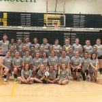 Girls Youth Volleyball Night